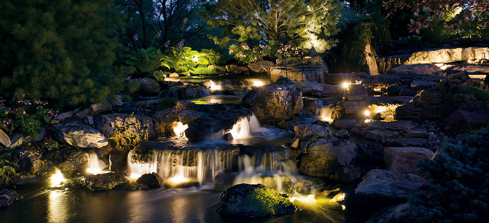 Professional Landscape Lighting Outdoor Lifestyles